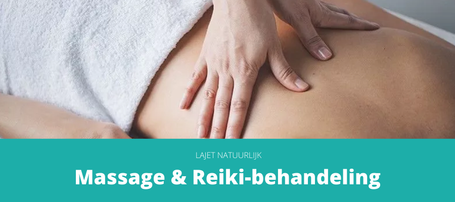 Massage _ Reiki-behandeling